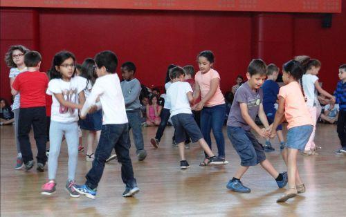 Fête de la Danse 2015 - Répétition du matin