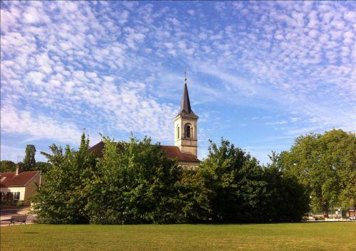 Quétigny - Eglise
