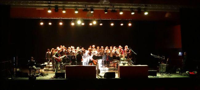 Concert Rock - Quétigny - 30 avril 2016 - Répétition après-midi - Photo Pascal Marchand