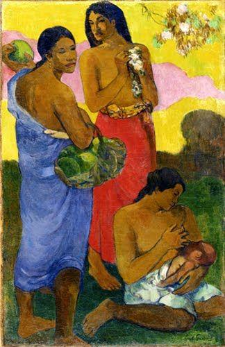 Paul Gauguin - Maternité
