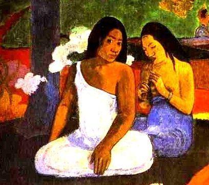 Paul Gauguin - Femmes tahitiennes