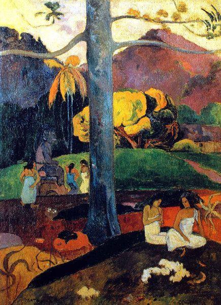 Paul Gauguin - Polynésie - 1892