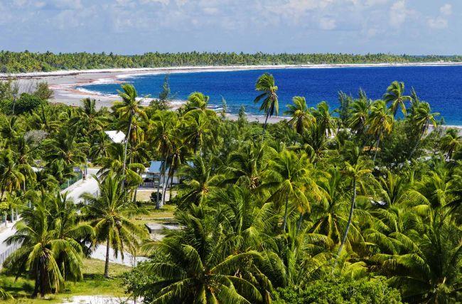 Atoll de Makemo - Archipel des Tuamotu - Polynésie Française