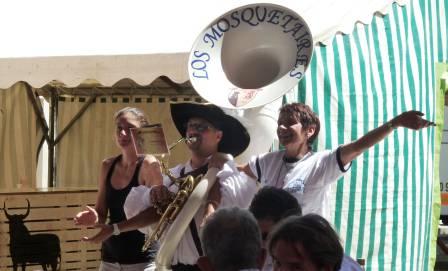 Los Mosquetaires Launac 2013.JPG