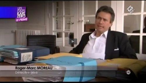 Affaire Omar Raddad - Une interview de Roger-Marc Moreau