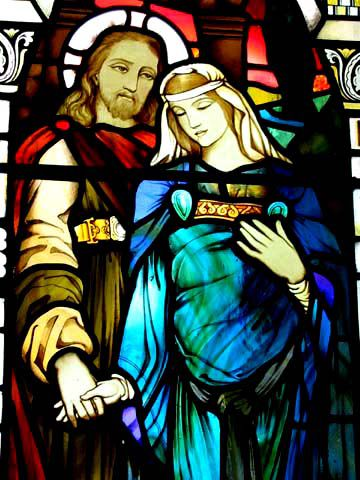 jesus mary magdalene and marriage essay Jesus and mary magdalene a were jesus and mary magdalene married 1 dvc claims that jesus and mary magdalene were married 2 it claims that all jewish men were married, and that the marriage of.