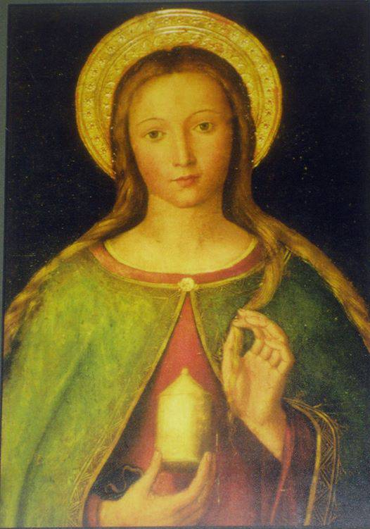 HOLY GRAIL Part 3 - Bloodline - I write about Mary Magdalene