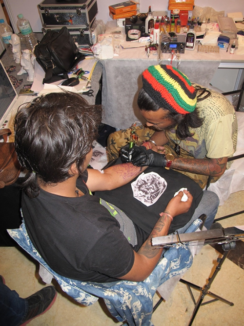 Small IMG_1971 AS Shankar Singh Tattoo Convention Delhi 2014.jpg