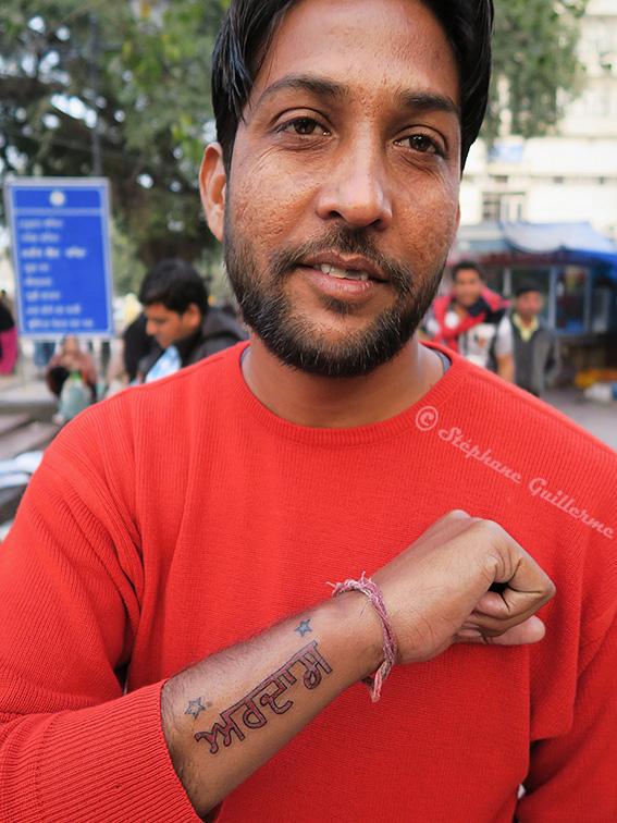 IMG_8222 Tattoo nom de sa fille Hanuman mandir Delhi Small.jpg