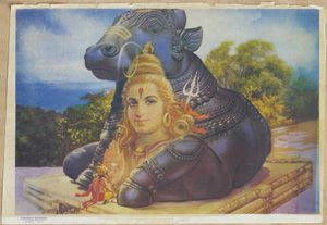 Nandi & Shiva & Ganesh