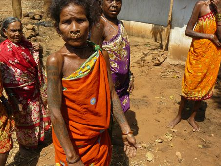 Femmes tribales - Orissa