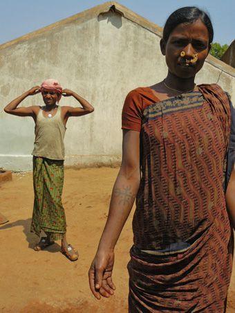 Tribale - Orissa