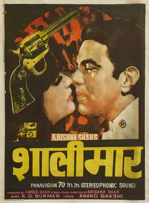 Shalimar / Bollywood de 1978 et de Krishna Shah