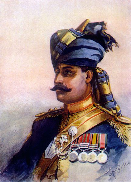Risaldar Major, 11th King Edward's Own Lancers (Probyn's Horse), now 5 Horse, Pakistan Army