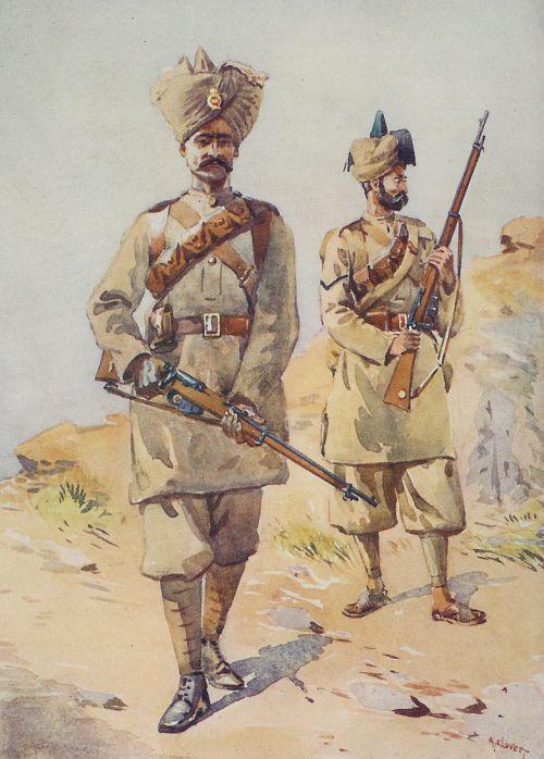 The 30th Punjabis & 20th D.C.O. Infantry (Brownlow's Punjabis)