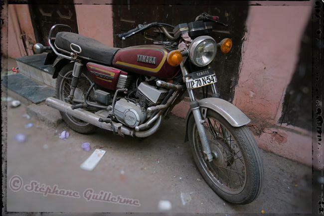 YAMAHA RX135 - DELHI