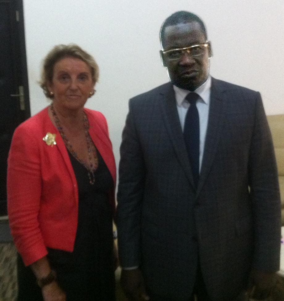 Ministre de la Santé Alassane SEIDOU -Mai 2016 .jpg