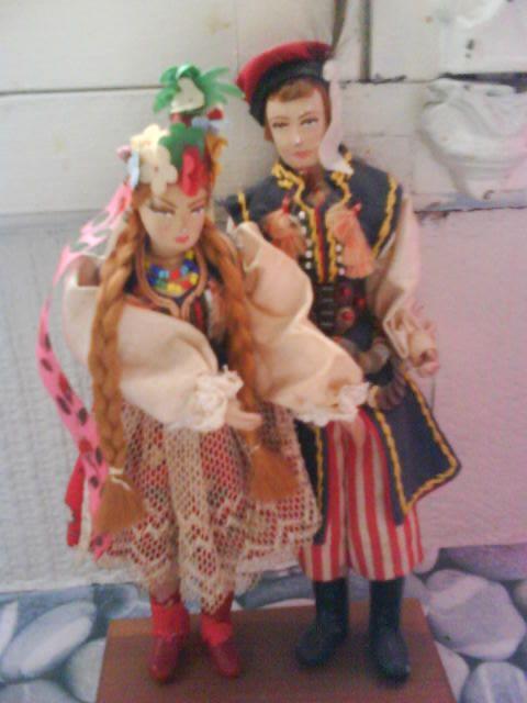 Couple polonais