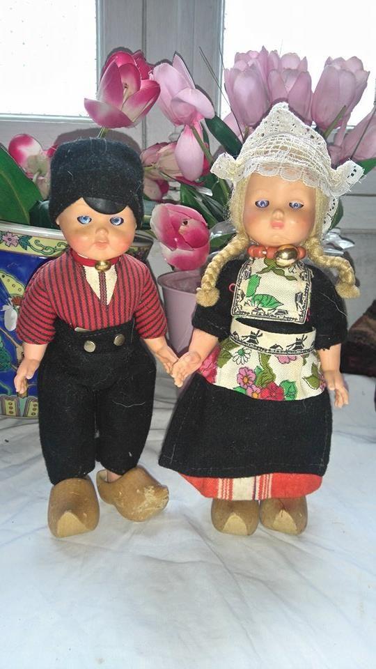 Couple de  hollandais