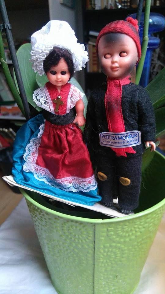 Couple de savoyards