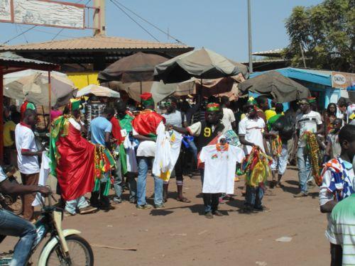 Supporters Etalons à BOBO-Dioulasso