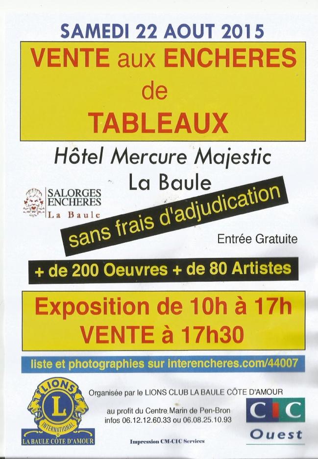 Vente aux Encheres de tableaux La Baule 2015.jpg