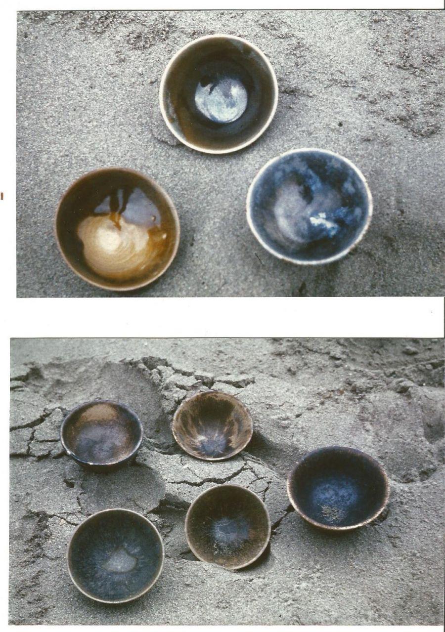 Quelques bols à thé