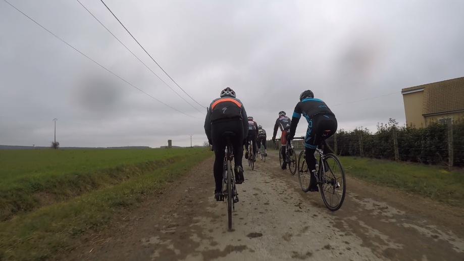 Paris Roubaix ou presque...