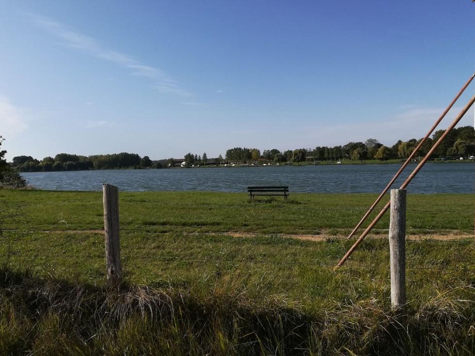 Le lac de Mansigné