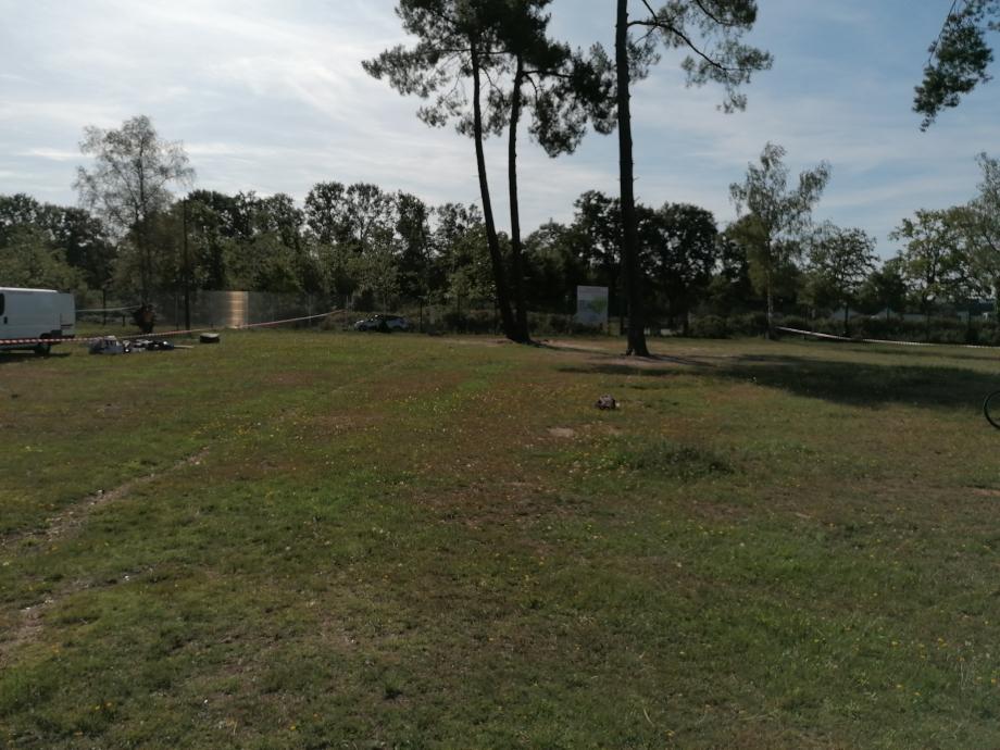 Réquisition des lieux pour notre Camp de Base