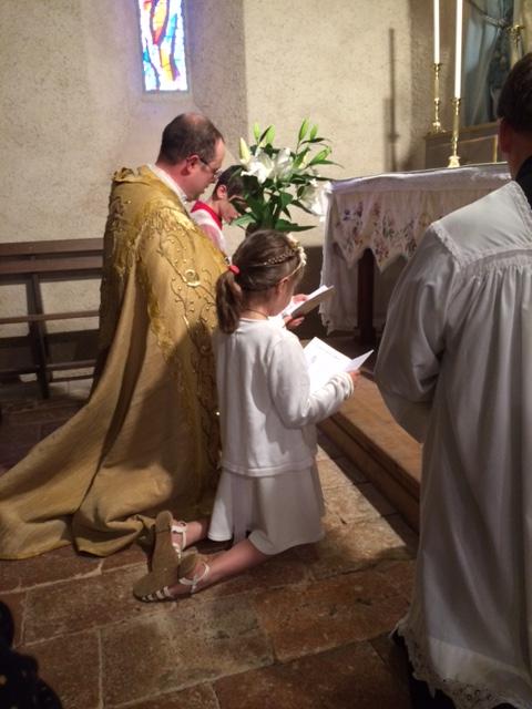 Consécration à la Ste Vierge