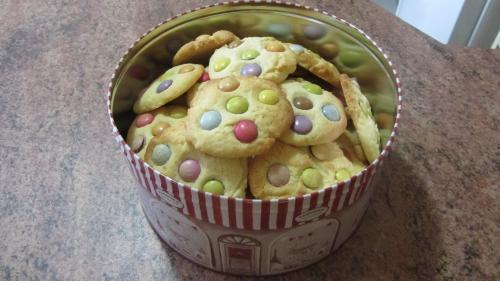 2013-12-04 cookies smarties St Nico (7).JPG
