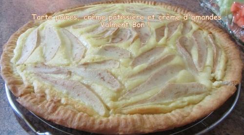 2014-01-26 tartes pâtissière amandes poires (1) titre.jpg