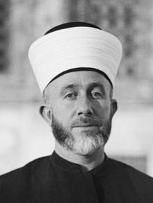 Le grand Mufti de Jérusalem en 1943 - Mohammed Amin al-Husseini.jpg