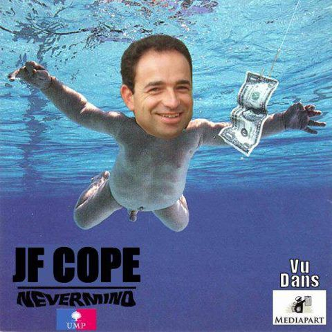 JF COPE - nevermind