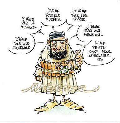 Dans la Daesh la plus totale.....Eclates toi !