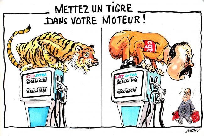 France. Les syndicats, pas si puissants que ça