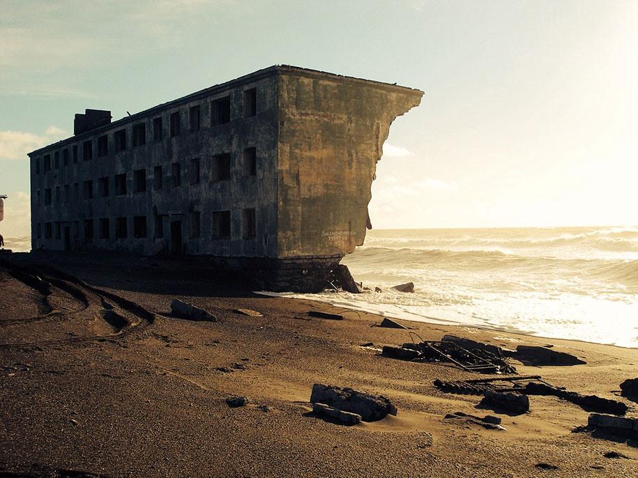 Ville de pêcheurs abandonnée en Russie.jpg