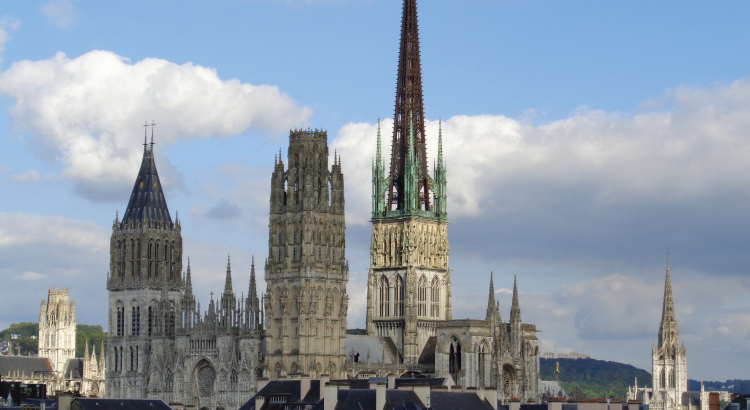 Cathédrale Notre-Dame de Rouen - « la plus humaine des cathédrales ».png