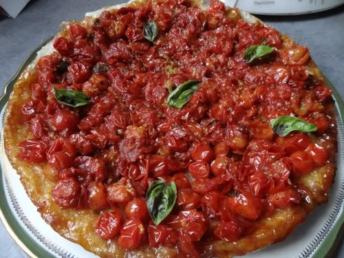Tatin de tomates cerises caramélisées (4).JPG