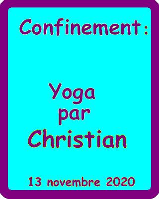vidéo chr  13:11:2020