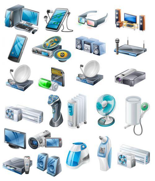 biens matériels électroménager hifi
