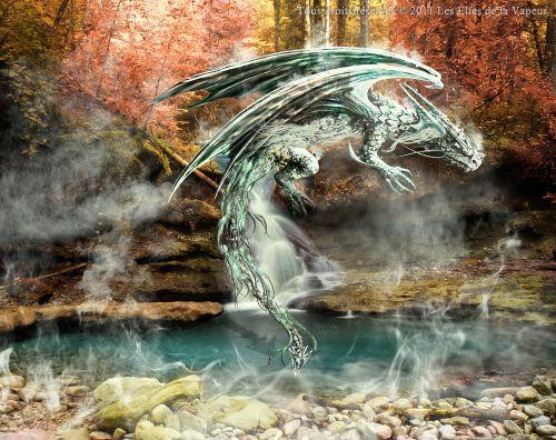 Le dragon vaporeux