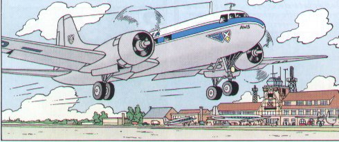 affaire tournesol Convair CV240.jpg