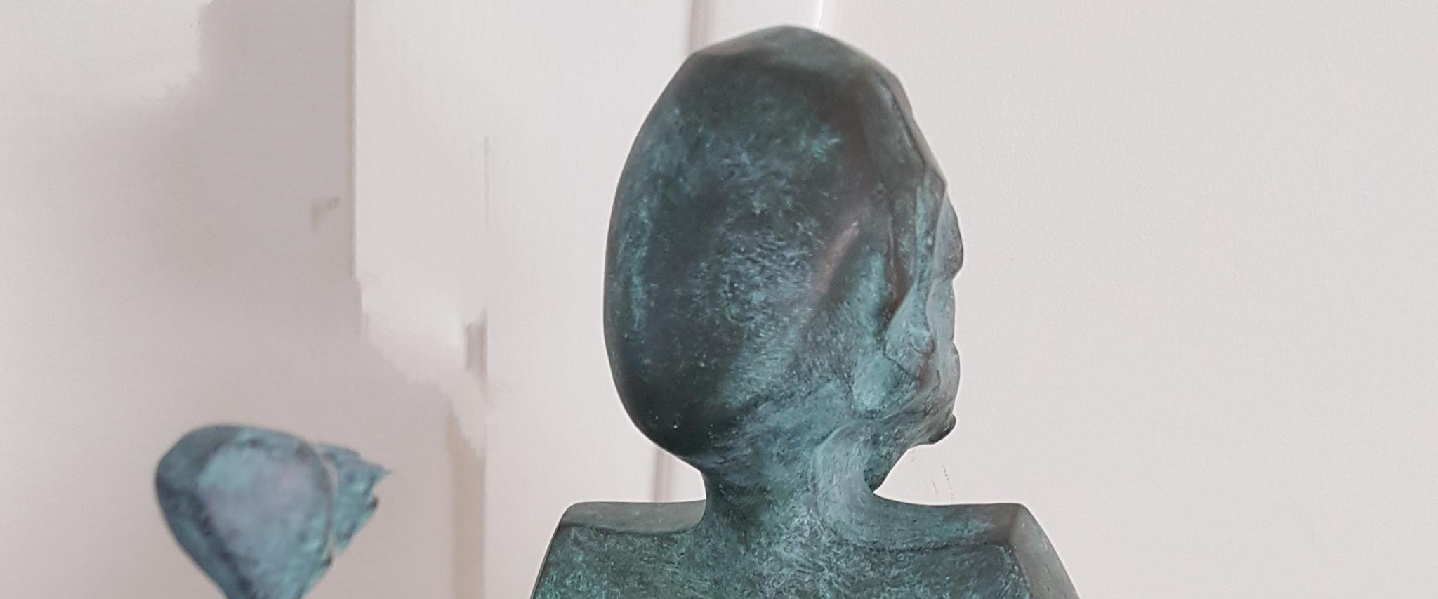 Odil Wantz - Artiste Sculpteure