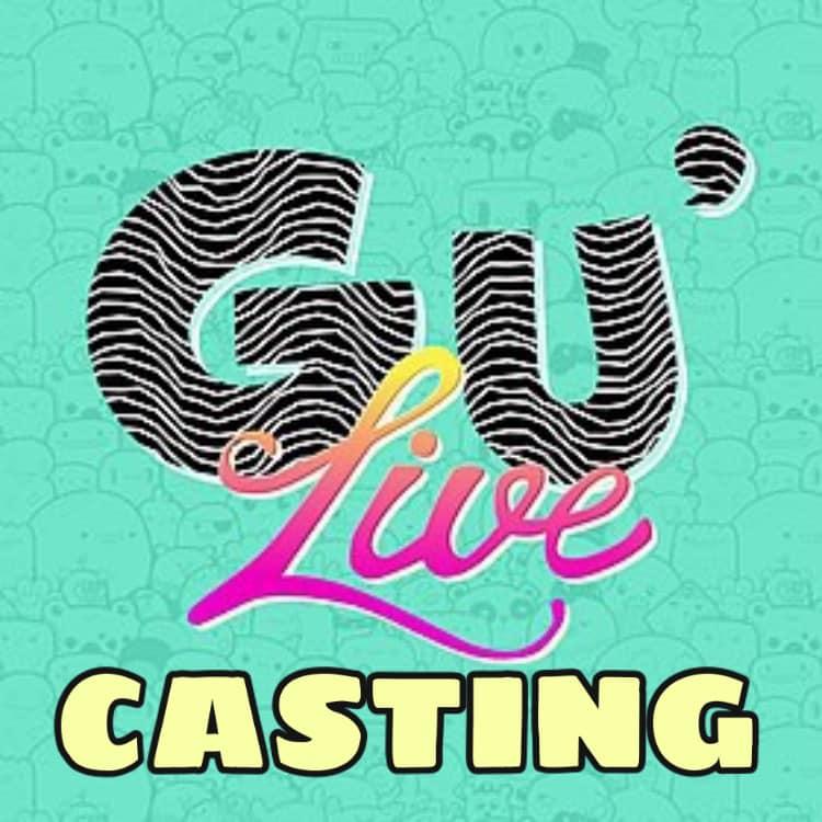 Inscrivez Vous Au Casting De Gu Live Le Jeu Anime Par Joan Faggianelli Sur Gulli Jeux Televises