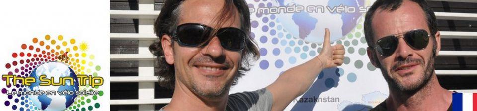 THE SUN TRIP Stephane Scotto Di Cesare et Stephane Briel