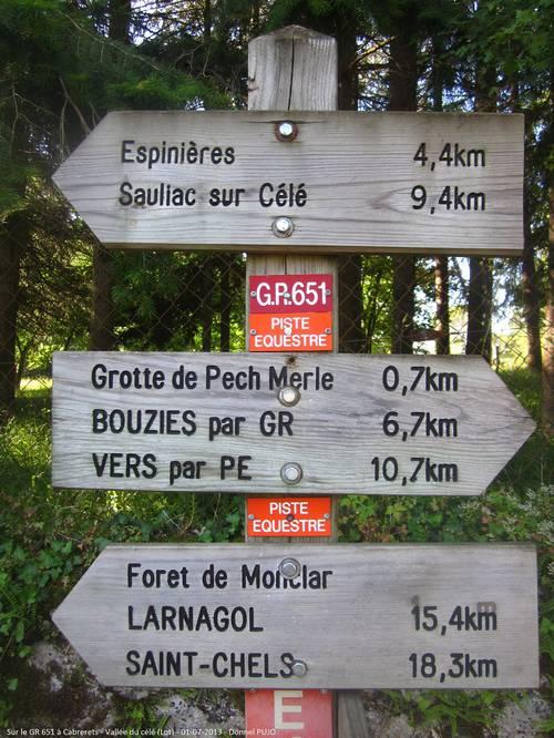 Croisée d'itinéraires - Vallée du Célé - 1er juillet 2013.JPG