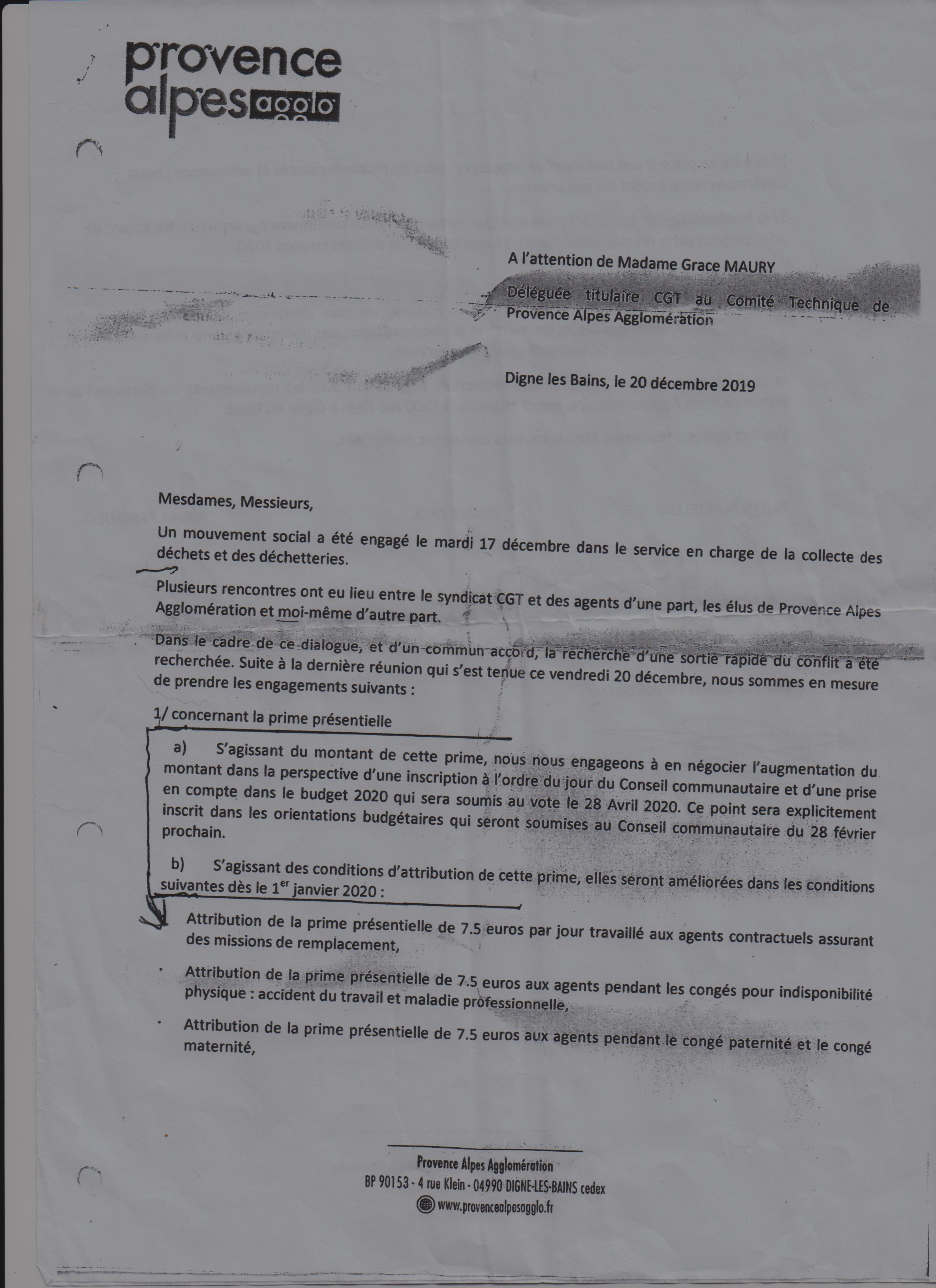 LETTRE PAA 1