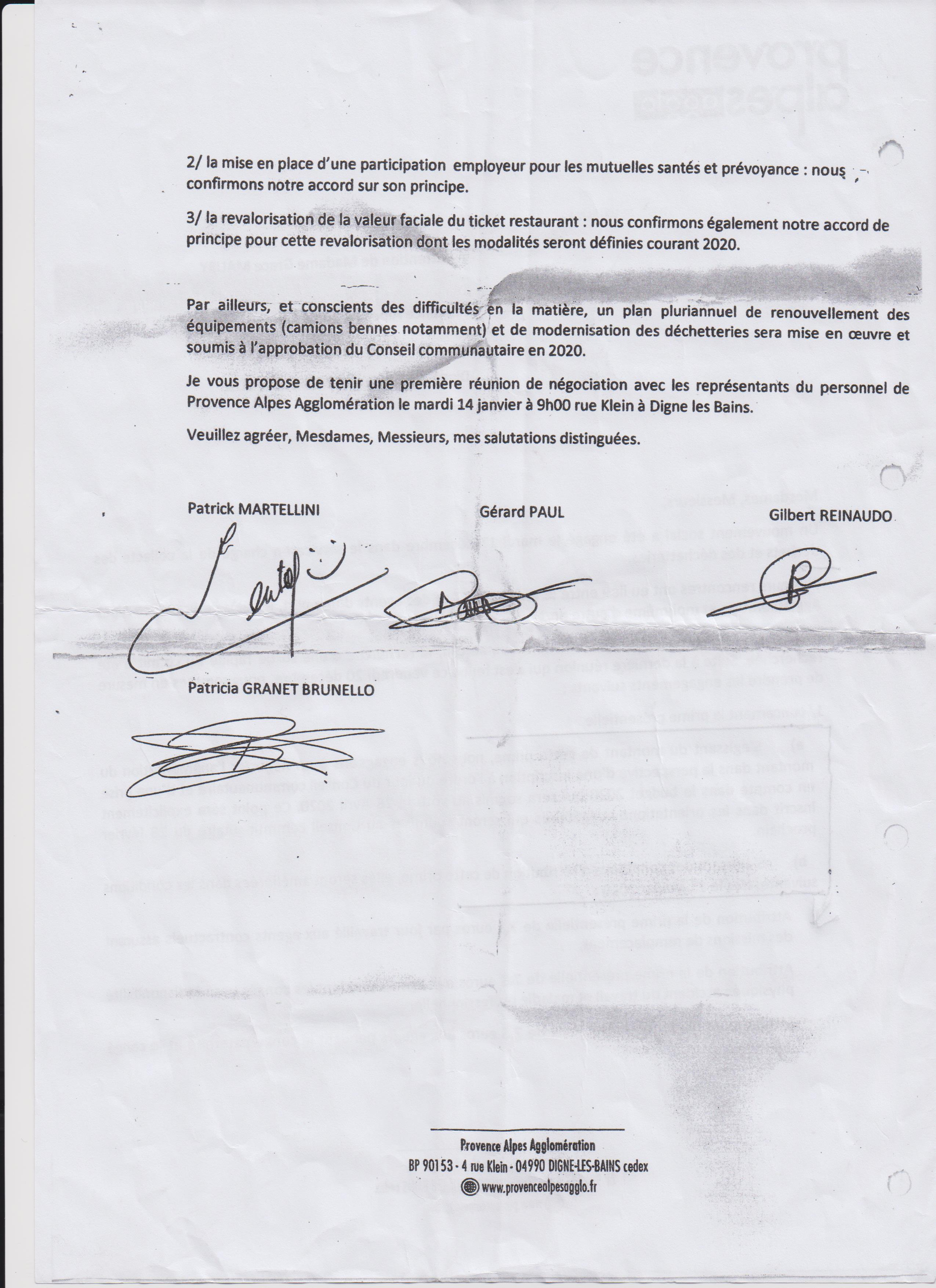 LETTRE PAA 2